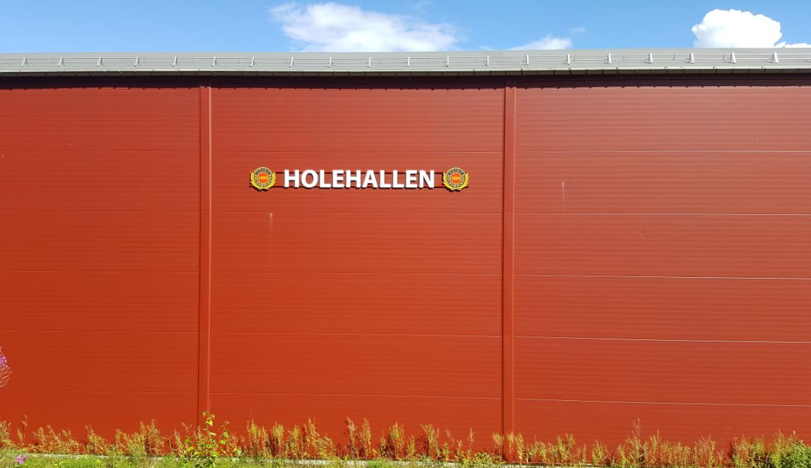 Holehallen_Hole